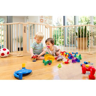 Strolch® 1plus7 - octogonal playpen system